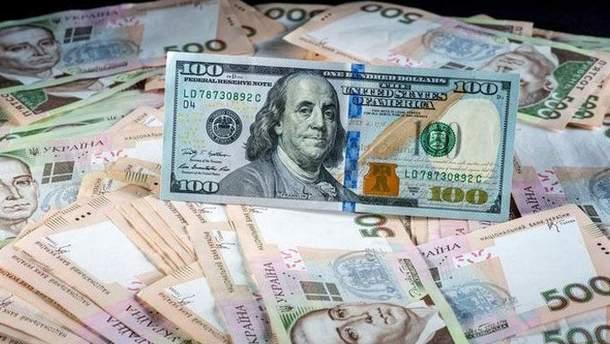 Наличный курс валют 18 июля в Украине