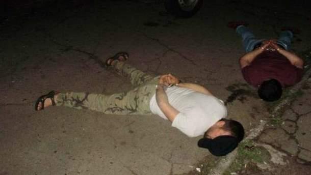 У Києві затримали небезпечну банду