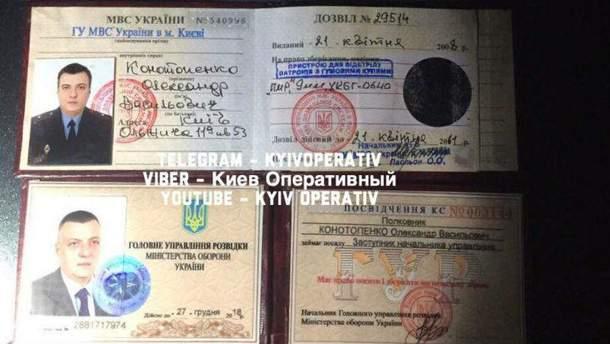 Полковник влаштував стрілянину у Києві
