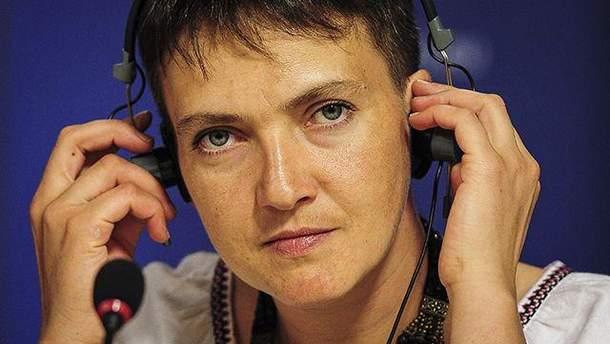 Савченко снова отличилась противоречивым заявлением об украинцах и русских