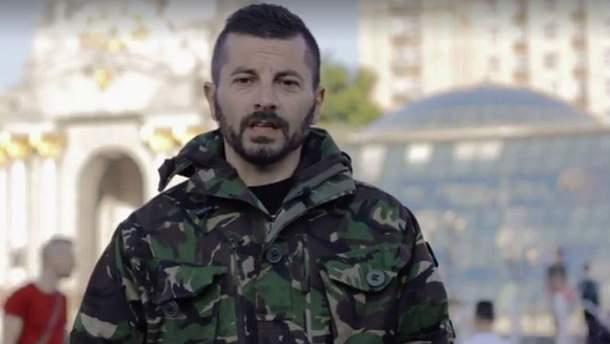 Джузеппе воює на боці України