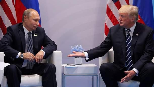 Трамп сприяє відродженню величі РФ