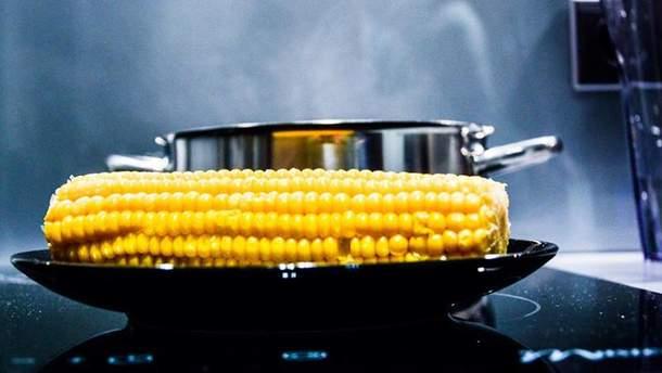 Варена кукурудза