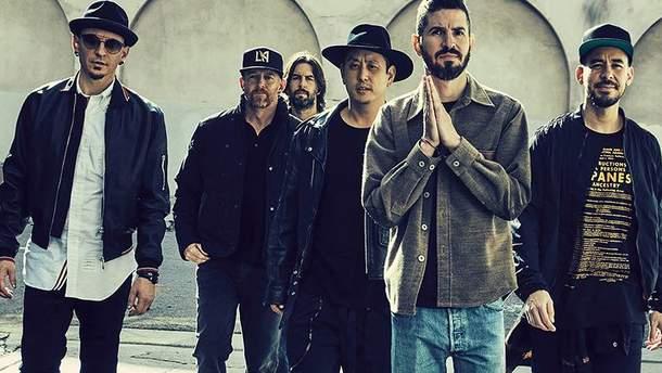 Группа Linkin Park Честер Беннингтон покончил жизнь самоубийством