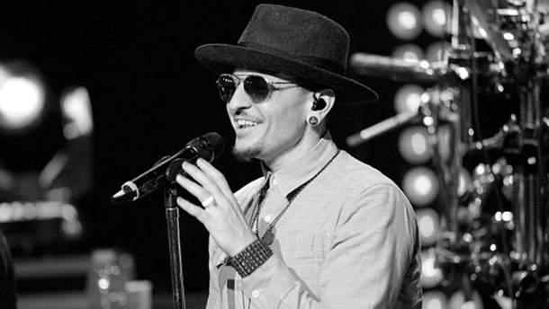Смерть Честера Беннингтона: солист группы Linkin Park повесился