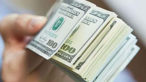 Наличный курс валют 21 июля в Украине