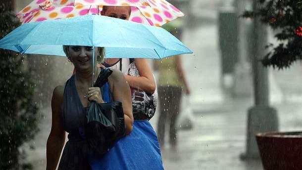 Прогноз погоди на 24 липня в Україні