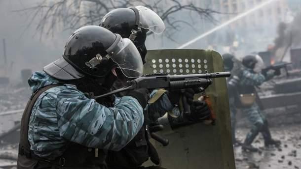 Росія відмовила Україні у видачі 21 колишнього екс-беркутівця