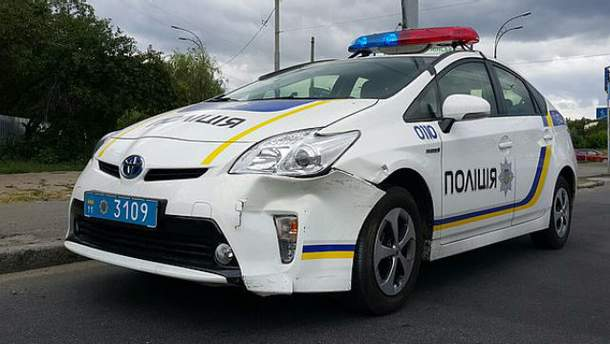 Машина сбила военного прокурора
