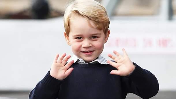Принцу Джорджу – 4 роки: народження і життя у світлинах