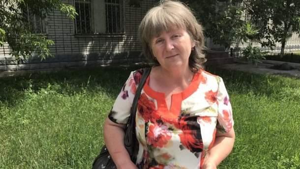 Мать задержанного российского военного Виктора Агеева встретилась с сыном