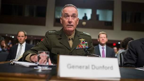У Пентагоні кажуть, що найбільшою загрозою для США є Росія