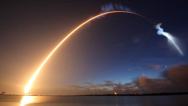 Из Сектора Газа в сторону Израиля запустили ракету