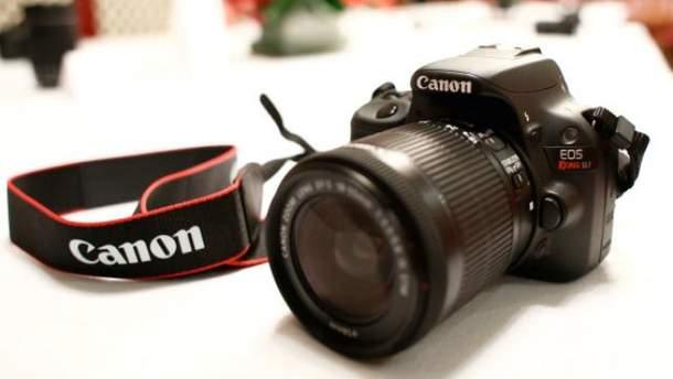 Як правильно вибрати фотоапарат