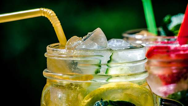 Рецепт лимонаду