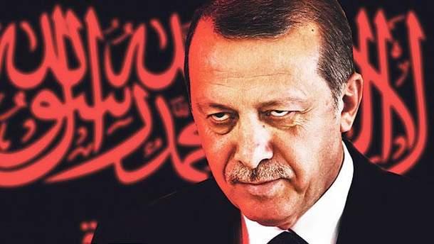 """Как Эрдоган немцев достал, или Не стоит дразнить """"«танки"""""""