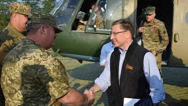 Представник Держдепу США приїхав на Донбас