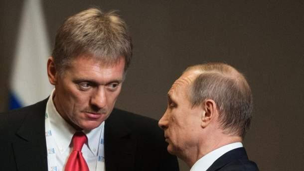 В Кремле в двух словах описали вероятное введение новых санкций против России