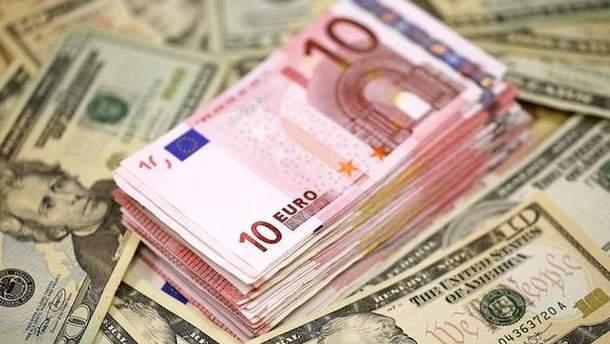 Наличный курс валют 24 июля в Украине