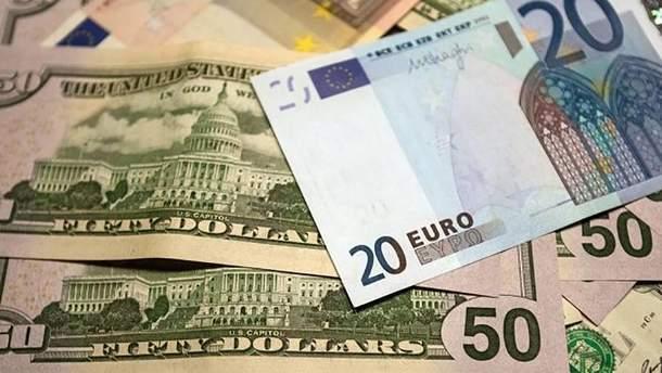 Курс валют НБУ на 25 липня