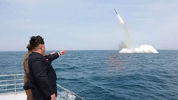 У КНДР готуються до нового запуску ракети