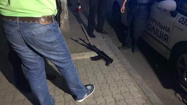 Убийство АТОшников в Днепре