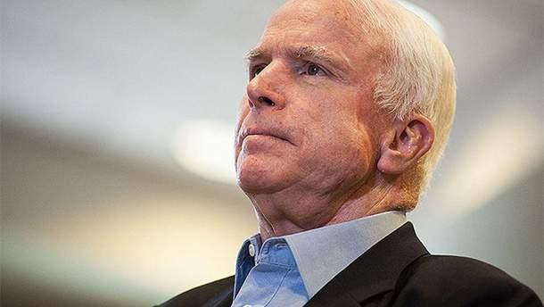 Маккейн повертається у Сенат