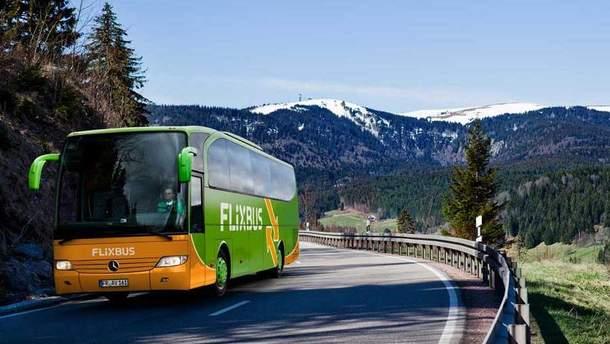 FlixBus, один із найбільших лоукостів Європи, запускає рейси з України
