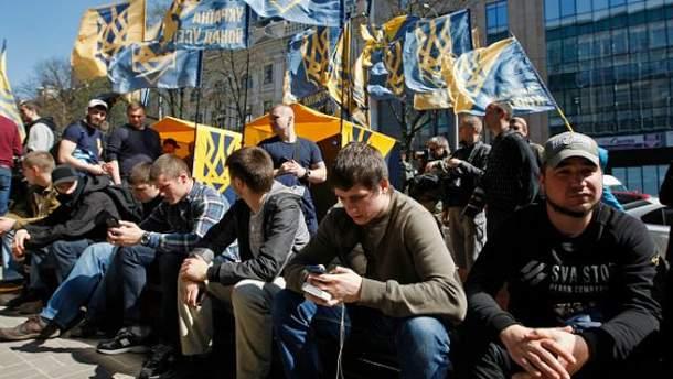 На осень националисты прогнозируют массовые блокировки российских компаний в Украине