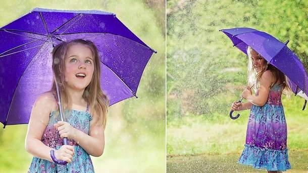 Погода в Україні у середу, 26 липня, буде з грозами та сильними поривами вітру
