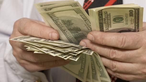 Наличный курс валют 25 июля в Украине