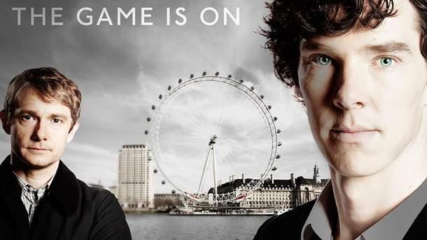 """Серіал """"Шерлок"""": вихід 5 сезону"""