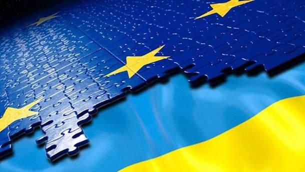 Вступления в силу Соглашения об ассоциации Украина – ЕС