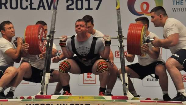 Український спортсмен встановив світовий рекорд