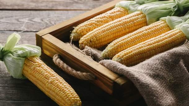 как сварить твёрдую кукурузу