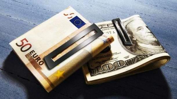 Готівковий курс валют 26 липня в Україні