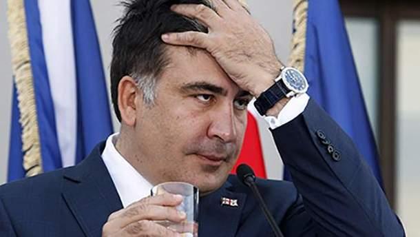 В миграционной службе подтвердили информацию о лишении Саакашвили гражданства
