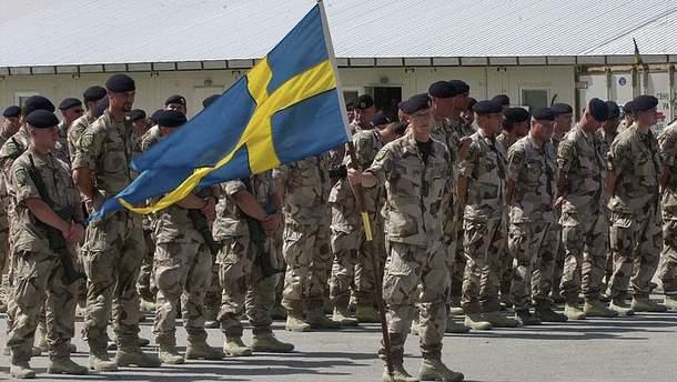 Швеція і НАТО  проведуть спільні масштабні навчання