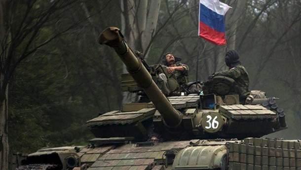 Россия в ответ на санкции продолжит эскалацию на Донбассе