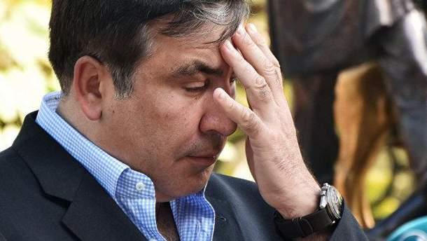 Медведев прокомментировал лишение Саакашвили гражданства Украины