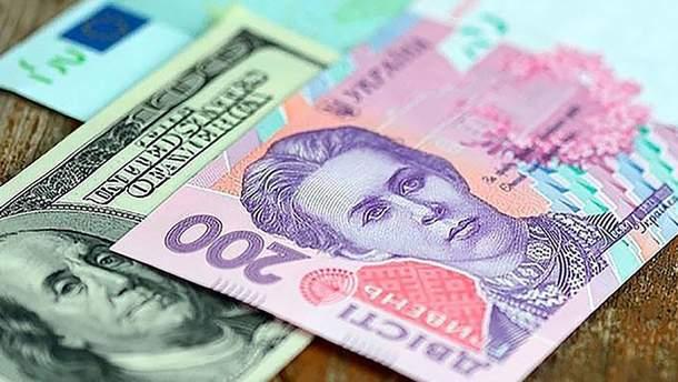 Курс валют НБУ на 28 липня