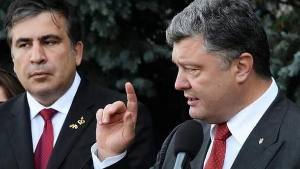 Саакашвили вернется в Украину?