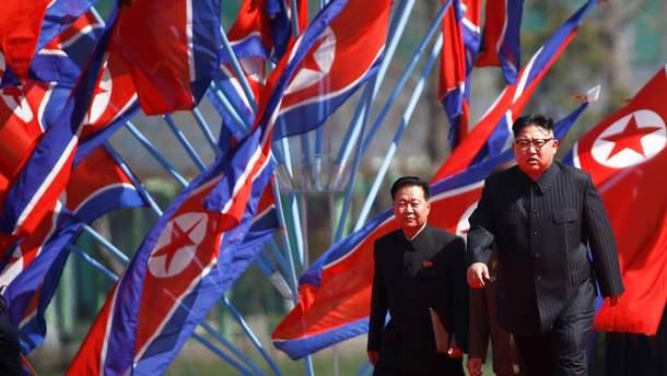 У США не проти повалення режиму Кім Чен Ина