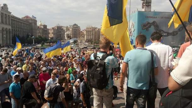 Саакашвили лишили гражданства: защита подаст апелляцию