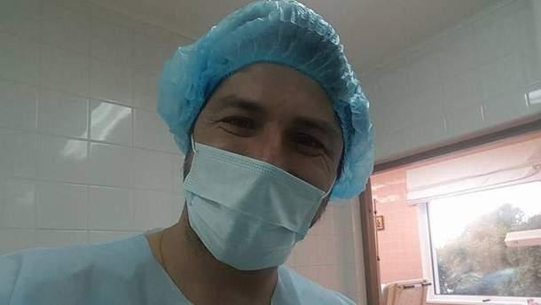 Сергій Притула вдруге став батьком