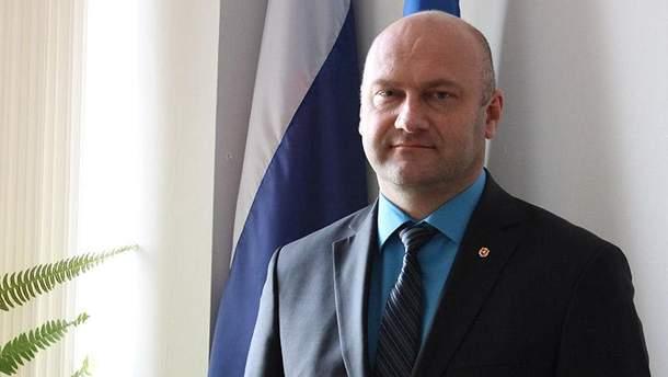 Депутат Государственной думы России Павел Шперов