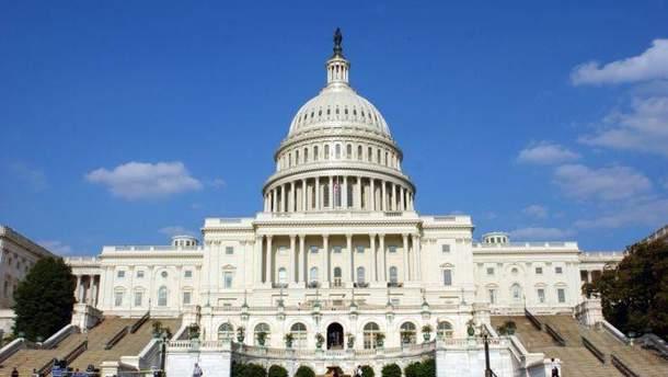 Конгрес США зайняв проукраїнську позицію