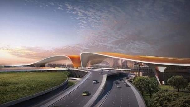 Майбутній аеропорт в Пекіні