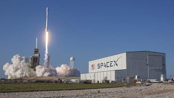 Запуск ракети компанією SpaceX