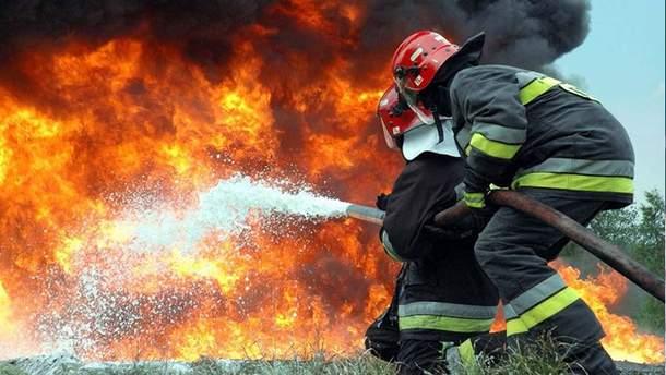 Пожежа на складі боєприпасів в Росії (Ілюстративне фото)